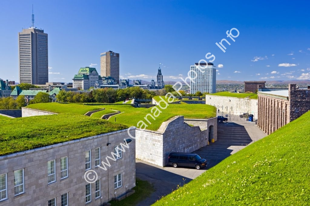 Photo National Historic Site La Citadelle of Quebec