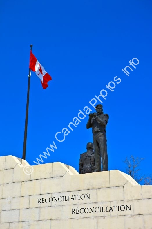 Photo Peacekeeping Monument Ottawa