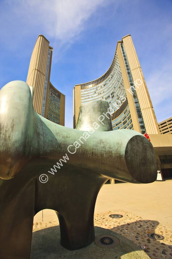 Photo Photo Archer Sculpture Henry Moore Toronto
