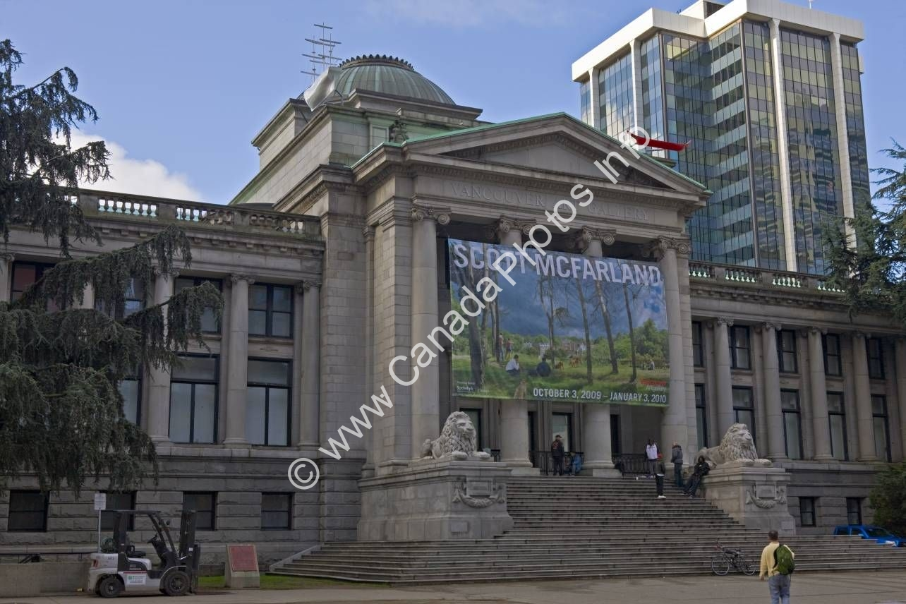 Photo Vancouver Art Gallery