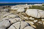 The extremely rare Thrombolites can be found on the Great Northern Peninsula in Newfoundland.