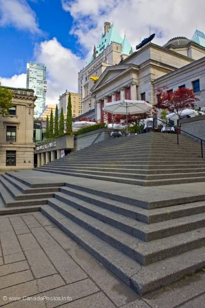 photo of City of Vancouver Art Gallery Architecture
