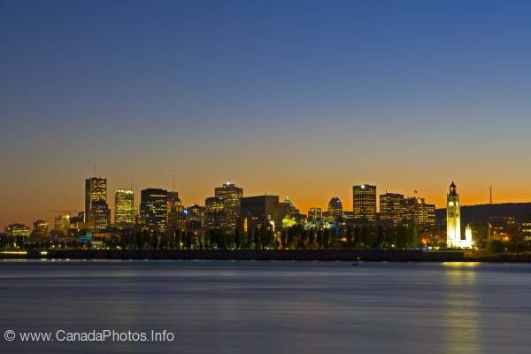 photo of Cityscape Montreal City Quebec Canada