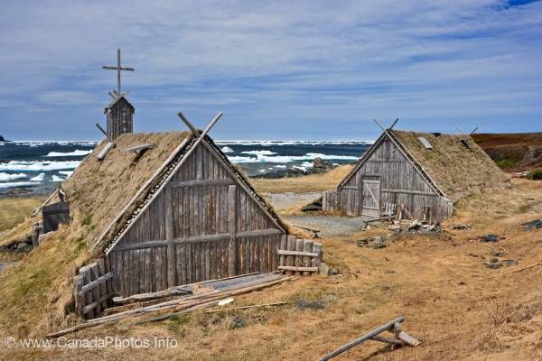 photo of Norstead Viking Site photo Newfoundland