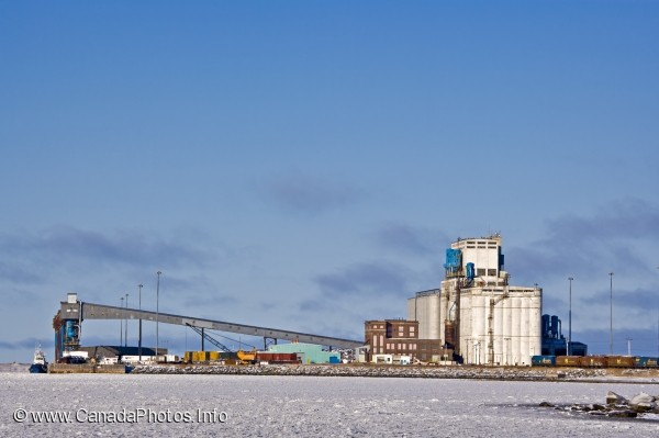 photo of Port of Churchill Hudson Bay Arctic Getaway Port