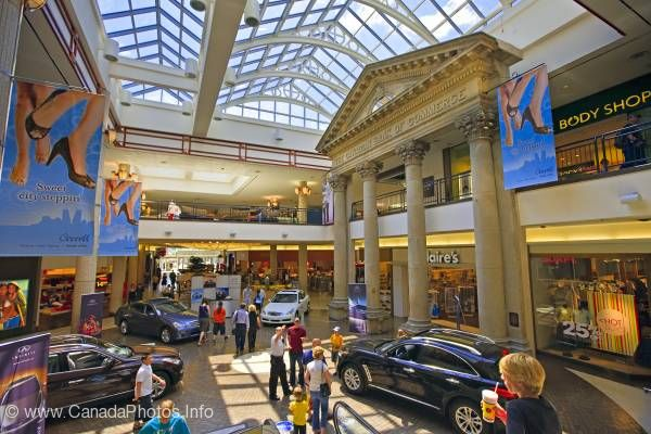 photo of Shopping Mall Cornwall Centre Regina