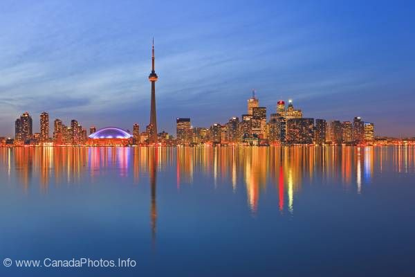 photo of Cityscape City of Toronto photo Ontario Canada